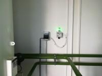 dodávka a montáž zariadení na výrobu a úpravu dusíku pre zváraciu automatovú linku. Dusík je vyrobený zo stlačeného vzduchu, ktorého výrobu zabezpečujú 2 skrutkové kompresory BOGE S150-3-10 resp. BOGE S75-3-10, v generátore dusíku NitroGEN 1800HP s parametrami: dodávané množstvo dusíku 95,77 m3/hod., výstupný tlak dusíku 5,5 bar(p), čistota dusíku 99,995 %, čo zodpovedá zvyškovému obsahu kyslíka 50 ppm O2. V miestnosti inštalácie generátora s príslušenstvom je z bezpečnostných a hygienických dôvodov inštalovaný priestorový snímač kyslíku v atmosférickom vzduchu s funkciou diaľkového alarmu