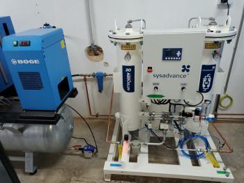 generátor dusíka sysadvance nitrogen 30