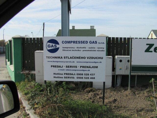 914f6d04b63bc Kompresory predaj a servis, COMPRESSED GAS s.r.o., Bratislavský kraj ...